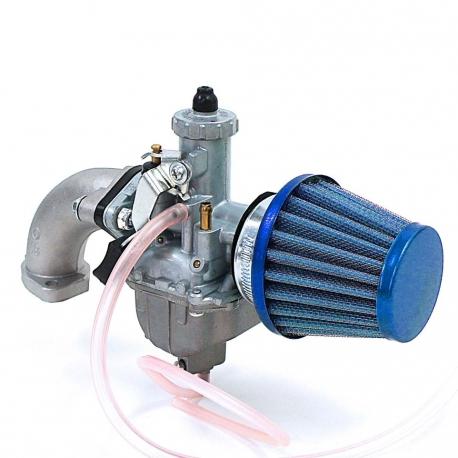 Pack carburateur Mikuni 26 - Conique Bleu