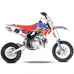 Dirt bike RFZ OPEN 125
