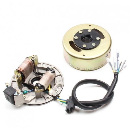 Allumage / Volant magnetique