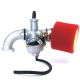 Pack carburateur KH 26 - Rouge