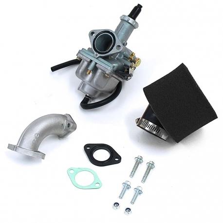Pack carburateur KH 26 - Noir