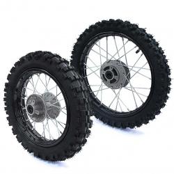 Paire de roue 12