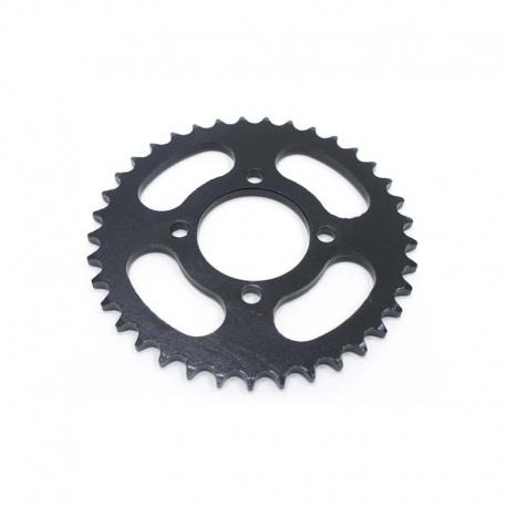 Couronne dirt bike 420 - ø52mm - 37 dents