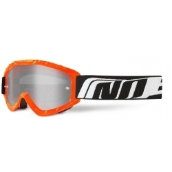 MASQUE CROSS MOTO NOEND 3.6 SERIES ORANGE
