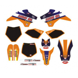 YCF KIT DECO N STYLE TLD ORANGE 50A SEULEMENT
