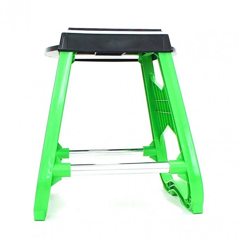 repose moto tabouret mx vert pitrider france. Black Bedroom Furniture Sets. Home Design Ideas