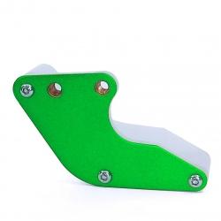 Guide chaine aluminium - Vert
