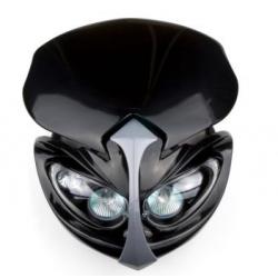 Plaque phare KYOTO noir pla1000