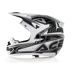 Casque cross acerbis profile blanc taille XL