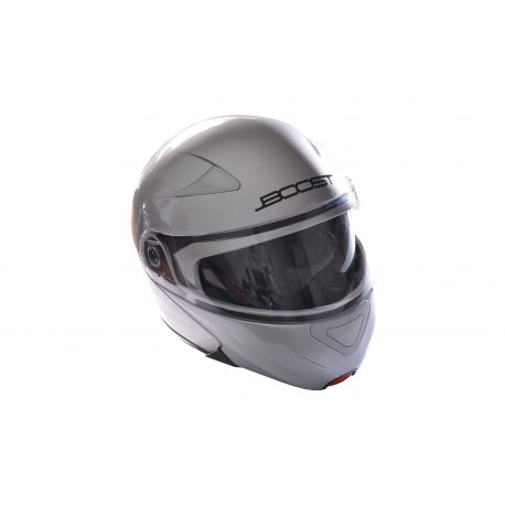 Casque modulable boost gris B803 taille M
