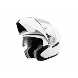 Casque modulable boost blanc B803 taille XS