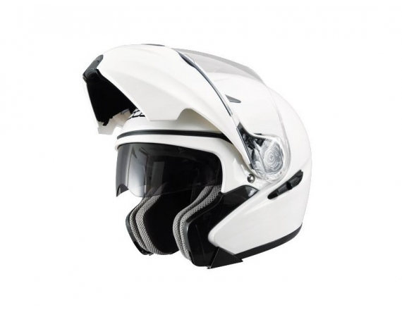 Casque modulable boost blanc B803 taille S