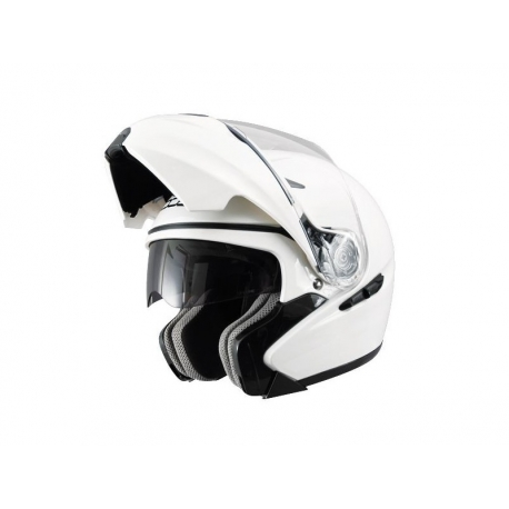 Casque modulable boost blanc B803 taille L