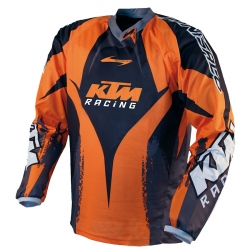 Maillot sinisalo tech jersey ktm orange  taille L