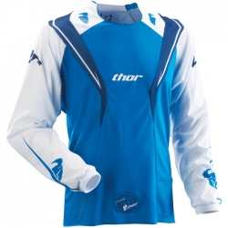 Maillot thor core s9 jersey bleu taille XL