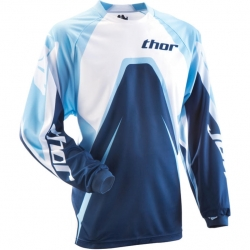 Maillot thor phase s9 jersey bleu taille S