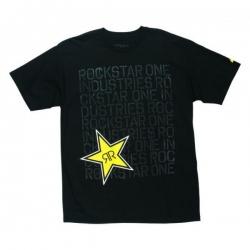 T-shirt rockstar timbo noir taille L