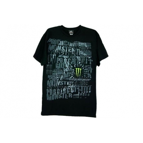 T-shirt the quake tee Monster taille M