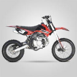 Pit bike rfz apollo expert 125cc 14/17 - 2018