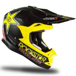Casque cross JUST1 J32 Rockstard