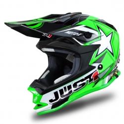 Casque cross JUST1 J32 Moto X Vert