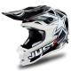 Casque cross JUST1 J32 Moto X Blanc