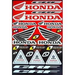 Planche autocolant - One Indutries Honda