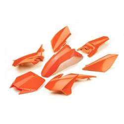 YCF KIT PLASTIQUE COMPLET YCF orange
