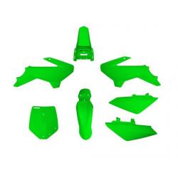 YCF KIT PLASTIQUE YCF 50A vert