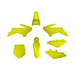 YCF KIT PLASTIQUE YCF 50A jaune