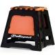 Repose moto pliable Polisport - Noir / Orange