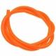 Durite d'essence Orange fluo 1m - Victoria Bull