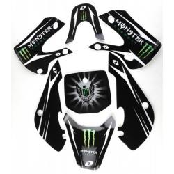 Kit deco KLX110 - Monster
