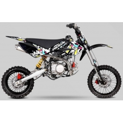 Kit deco CRF70 - Freegun Urban