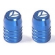 Bouchon de Valve CNC YCF - Bleu