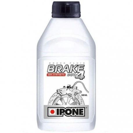 Liquide de frein IPONE DOT4 - 500ml