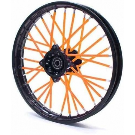 Couvre rayon Orange - Spoke Skins