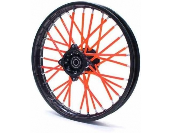 Couvre rayon Rouge - Spoke Skins