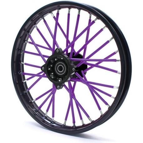 Couvre rayon Violet - Spoke Skins