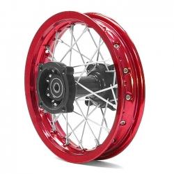 "Jante 12"" arrière Racing - axe ø15mm"