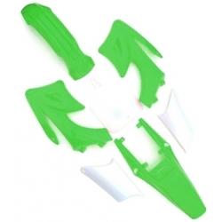 Kit plastique AGB - Vert