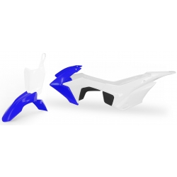 Kit plastique CRF110 - Bleu