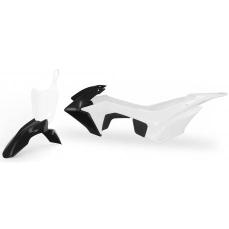 Kit plastique CRF110 - Noir