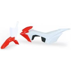 Kit plastique CRF110 - Rouge