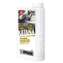 Huile moteur IPONE Katana 4 temps 10w50 - 2 Litre