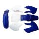 Kit plastique BBR - Bleu