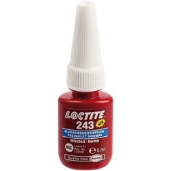 Frein filet LOCTITE 243 - 5ml