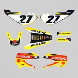 Kit deco KLX110 - Suzuki