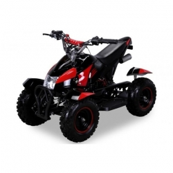 "Pocket quad Cobra Maxi 6"" E-Start - Rouge"