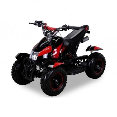 "Pocket quad Cobra Maxi 6"" E-Start - Rouge"